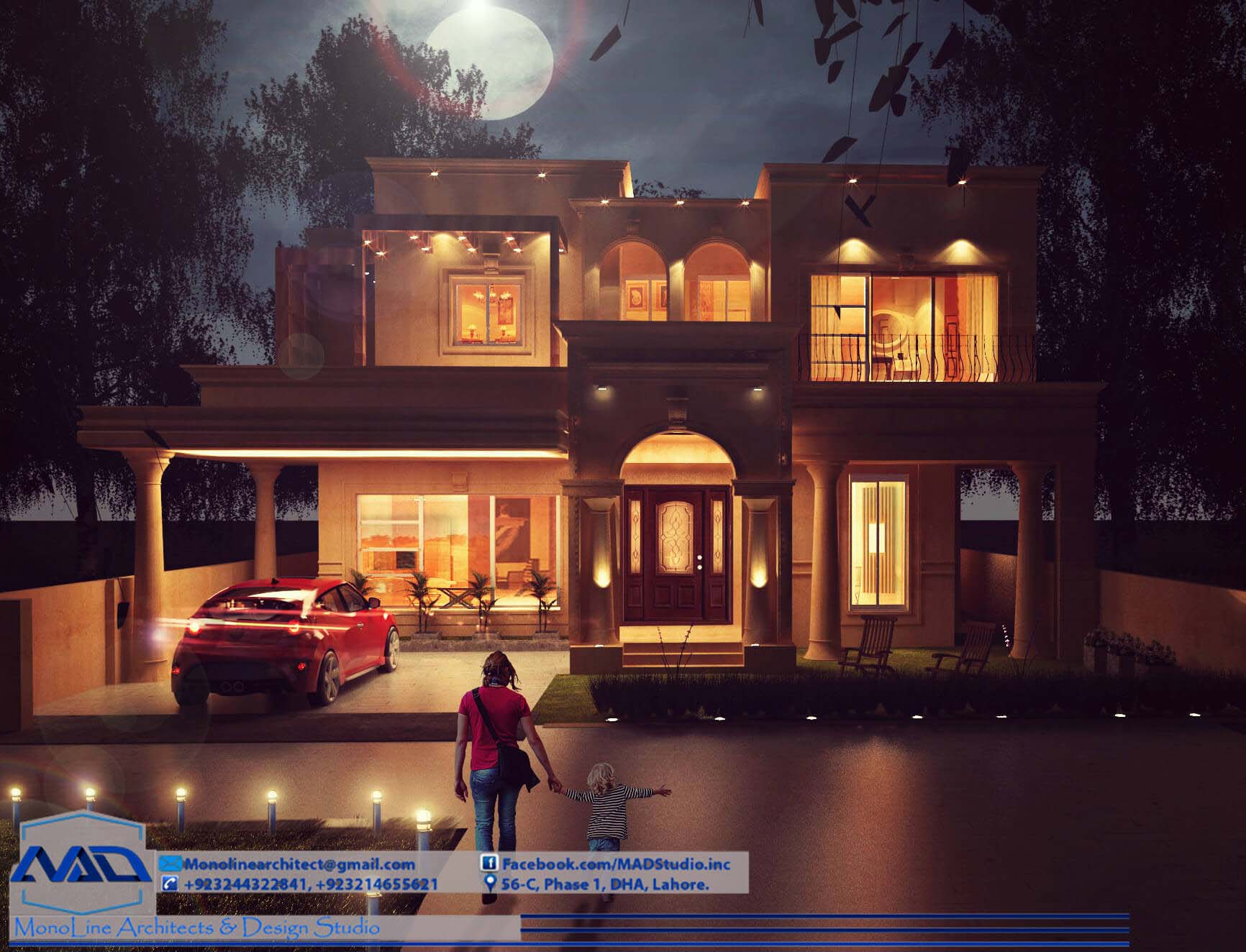 elegant classic house 3
