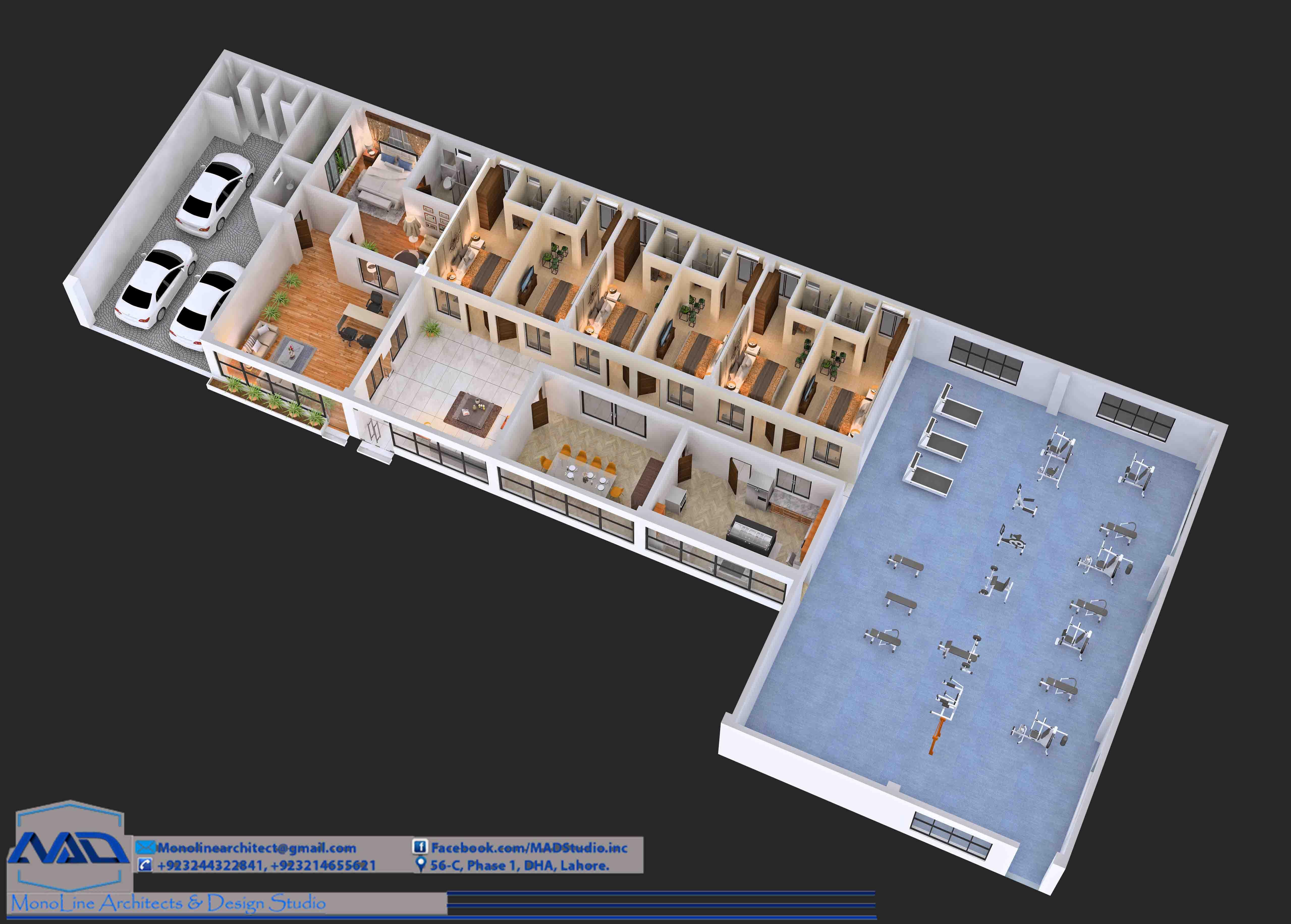 mixedused building 1