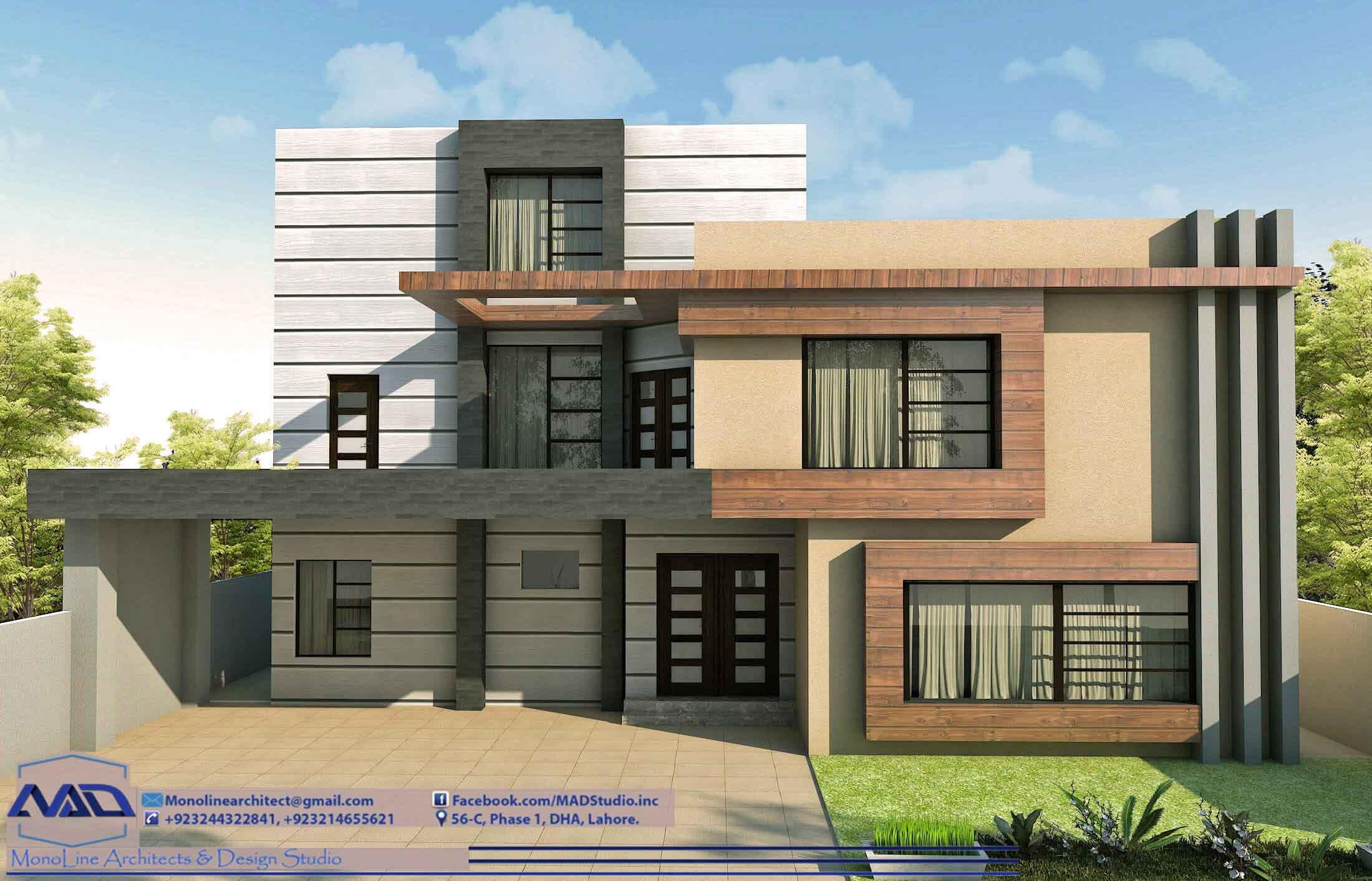 rectangular house 0