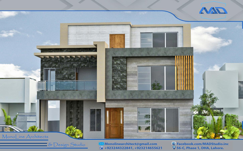 wall house 0