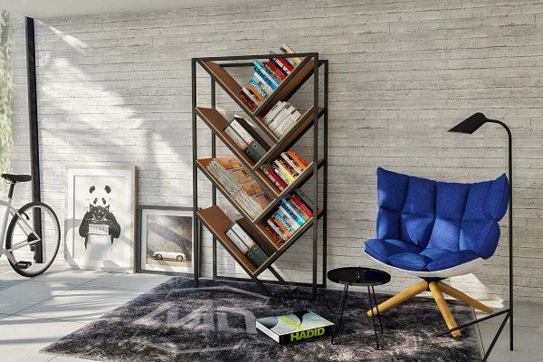 v bookcase shelve 1