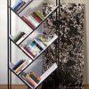 v bookcase shelve 2
