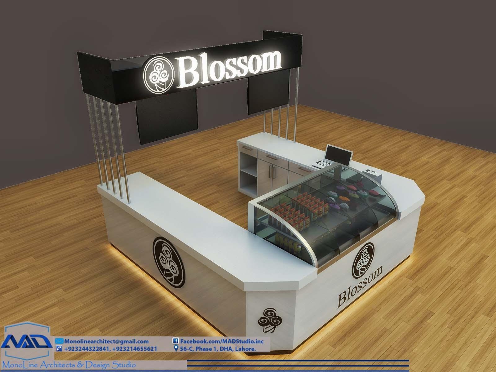 Blossom Kiosk