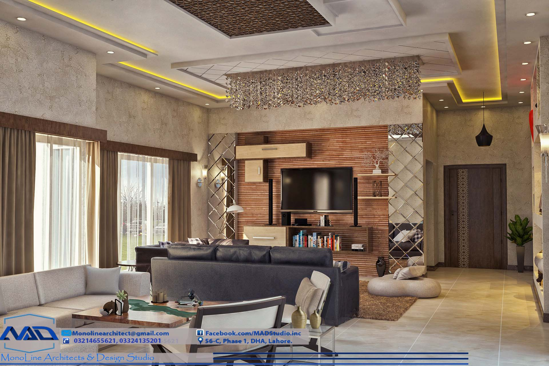 lounge 1 post