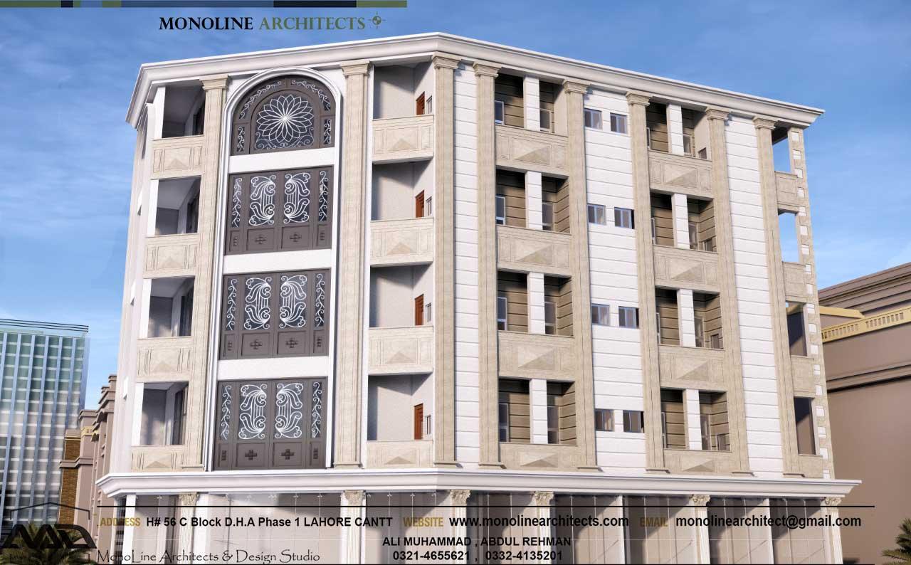 Platinum heights 5 by monoline architects